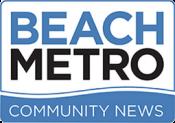 Beach Metro Community News logo
