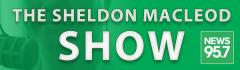 Sheldon MacLeod, Halifax radio 95.7